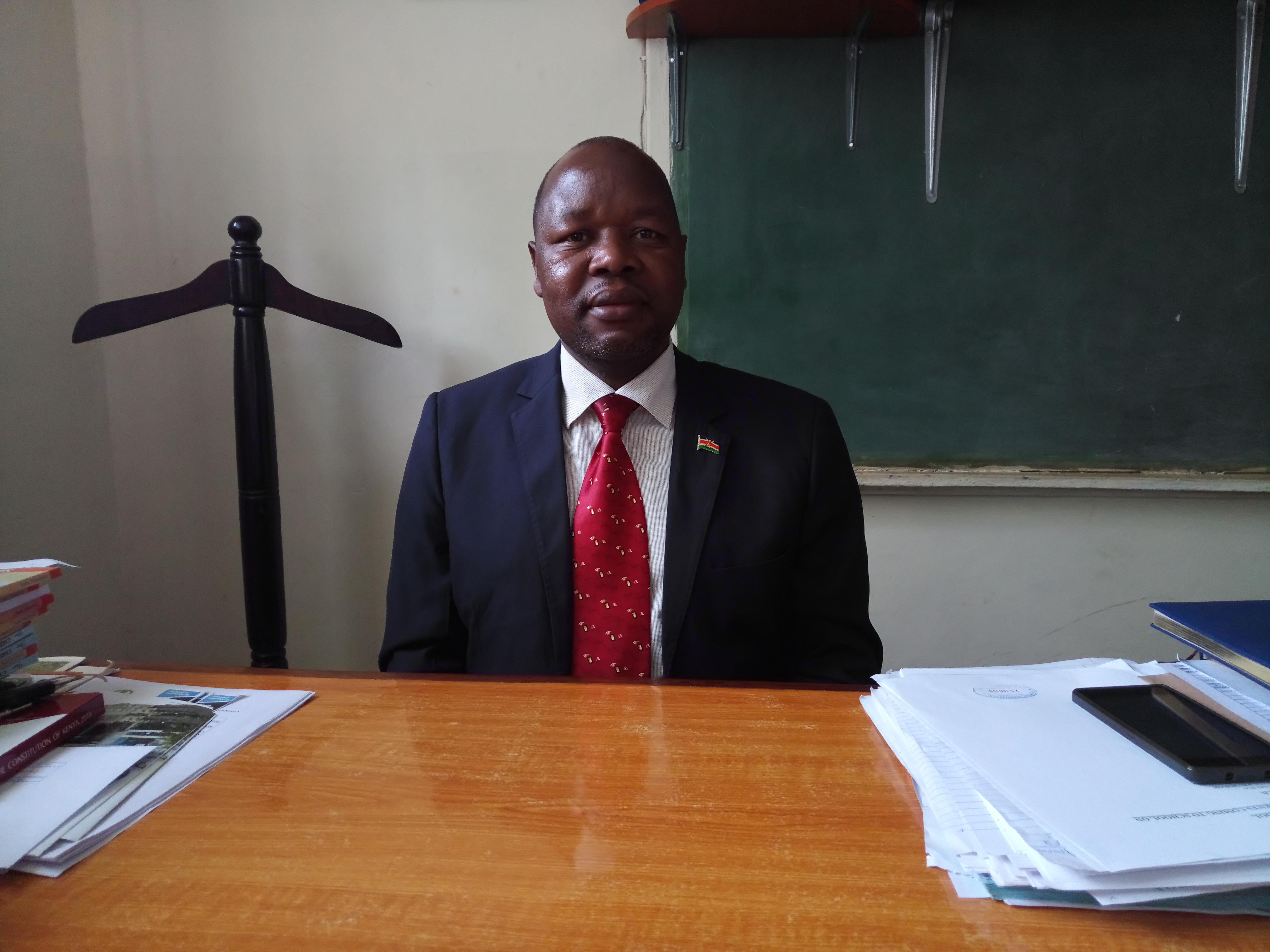 Mr. Vincent Akuka